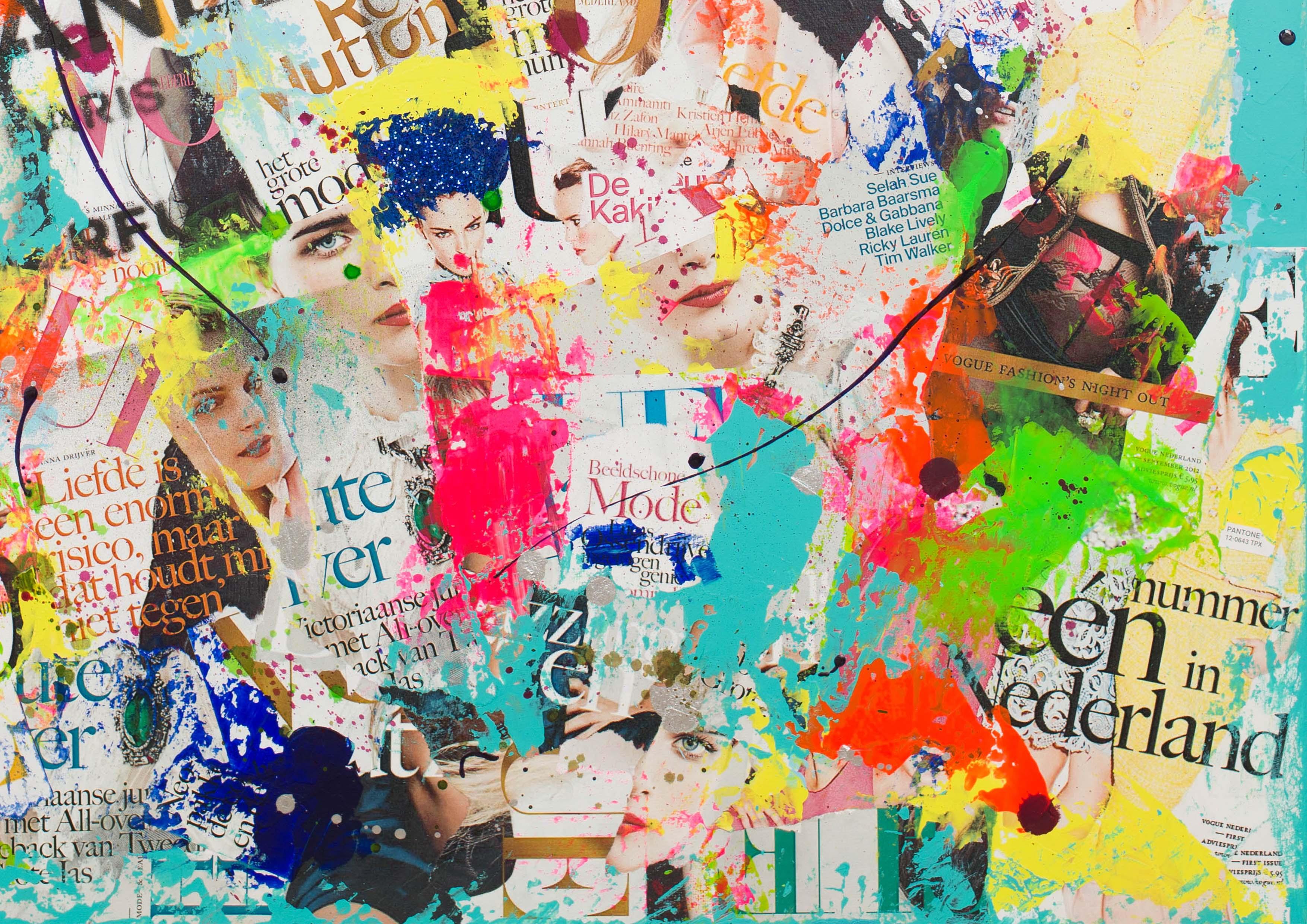 ART_MIXED-MEDIA_NEONIC_REVOLUTION_CANVAS_DETAIL_2