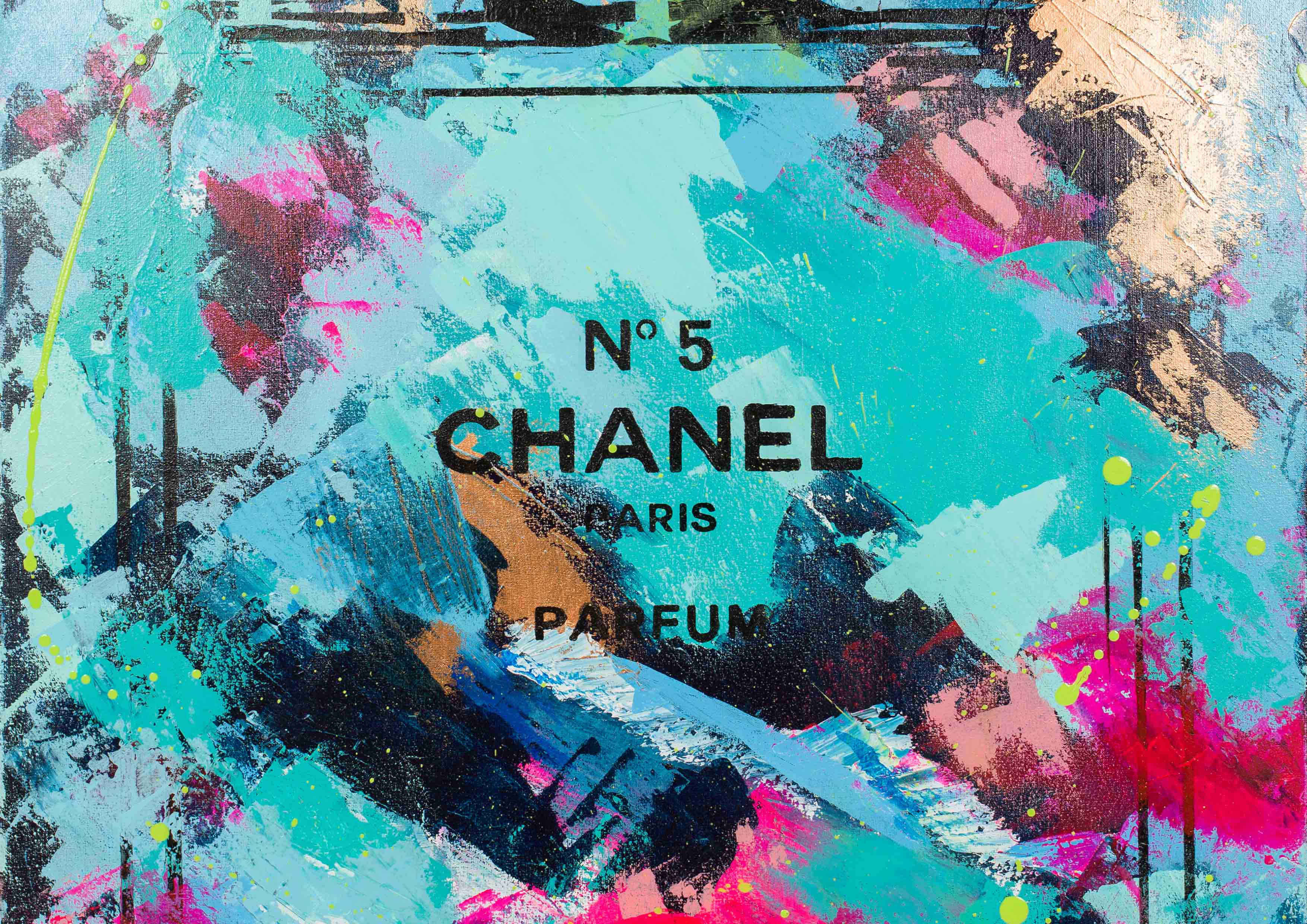 ART-PAINT-CHANEL-PERFUME-OBSESSION-CANVAS-DETAIL-1