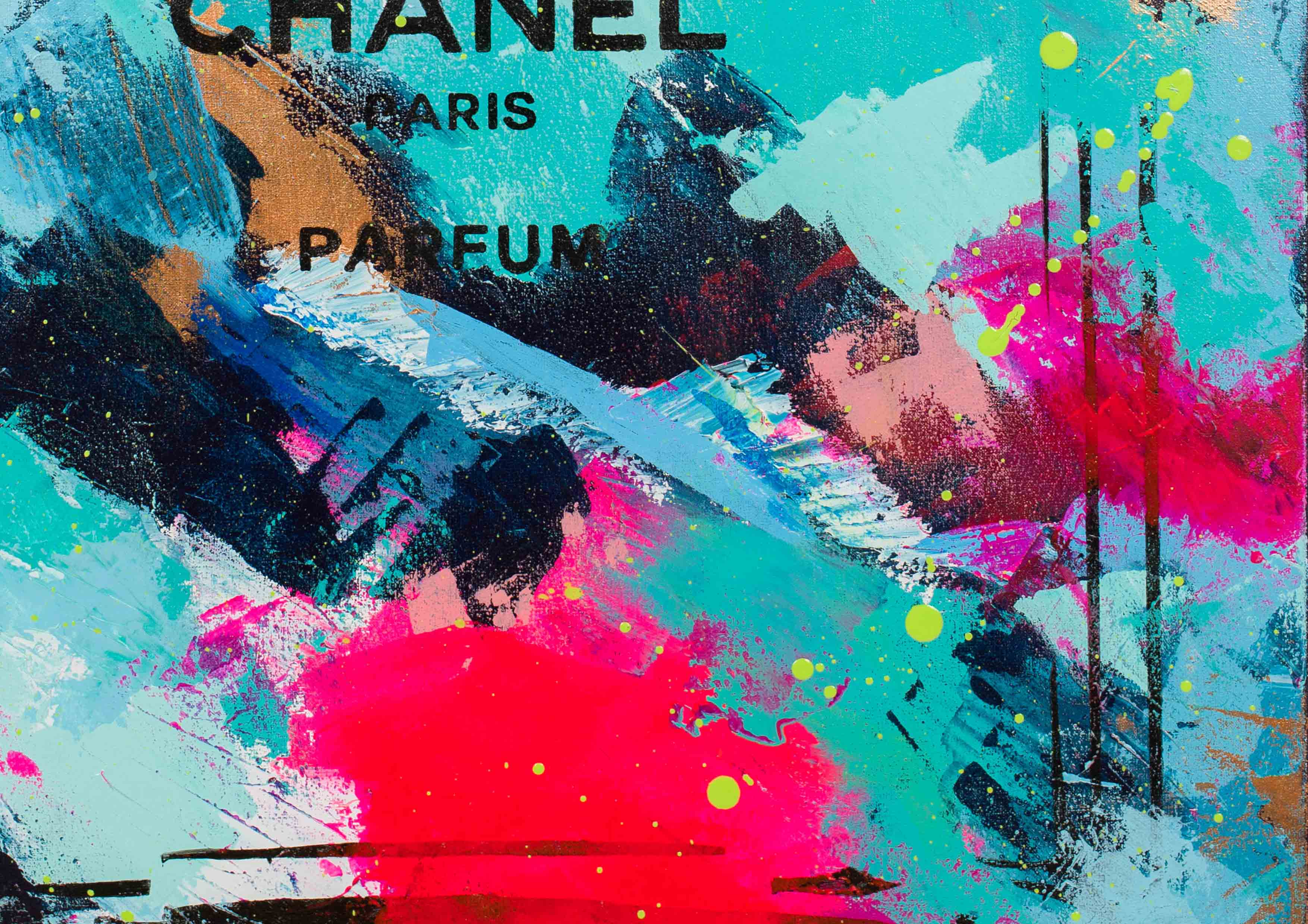 ART-PAINT-CHANEL-PERFUME-OBSESSION-CANVAS-DETAIL-2