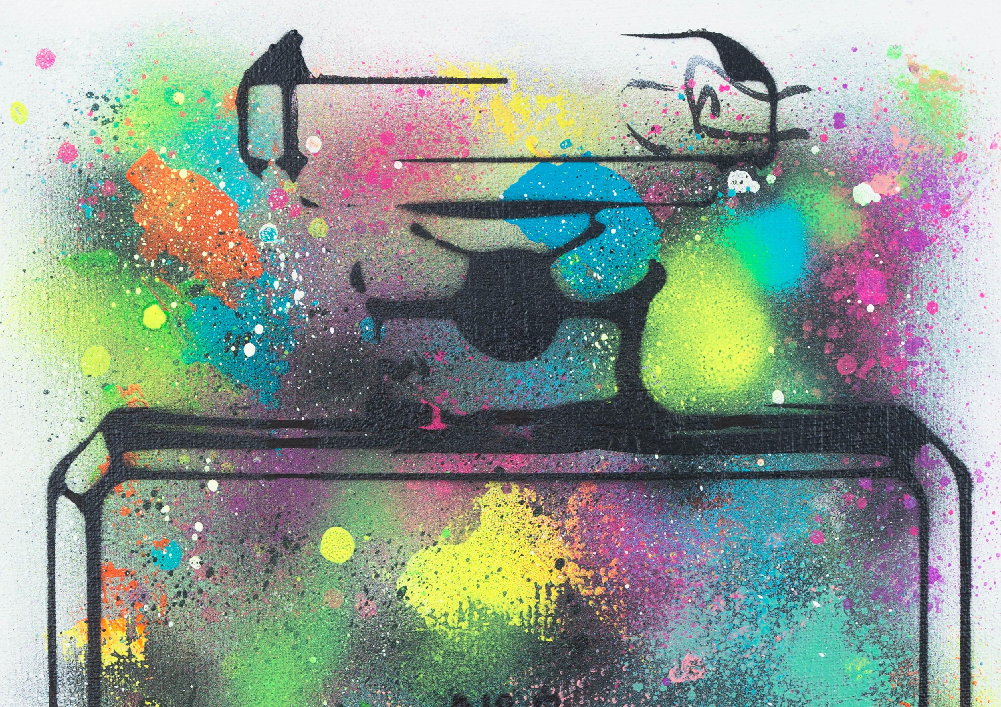 ART-PAINT-CHANEL-PERFUME-GRAFFITTI-CANVAS-DETAIL-1