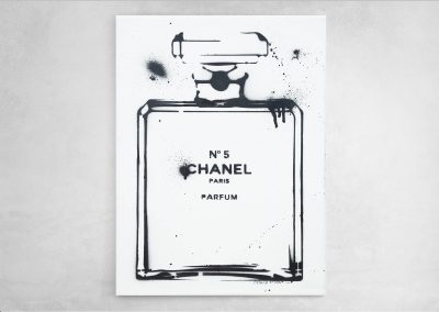 Chanel just Black