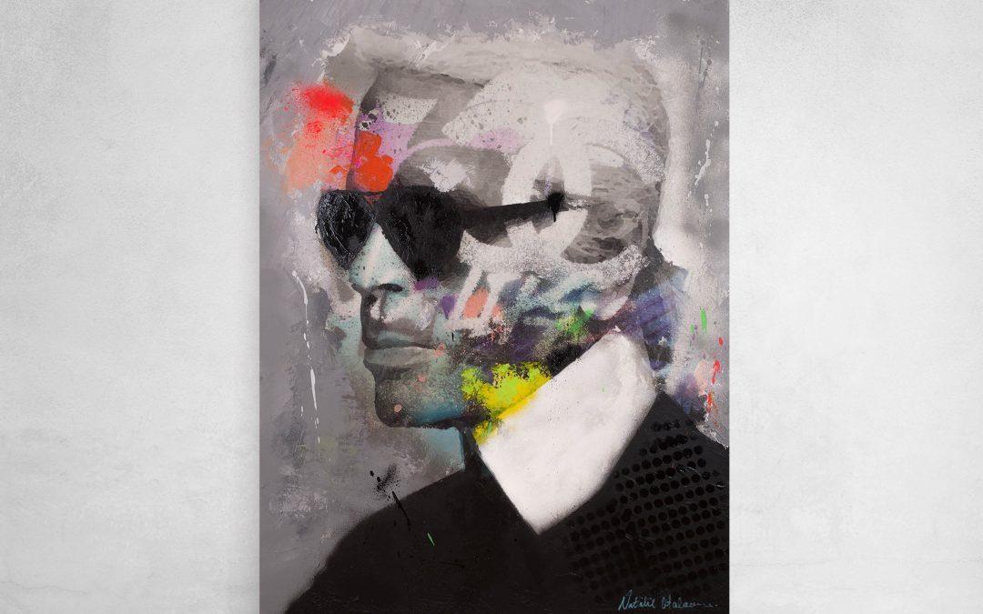 Karl Lagerfeld Tribute