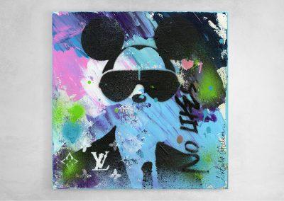 Mickey No likes No Paradise