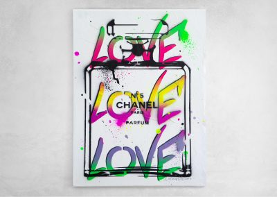 Chanel only love can save us