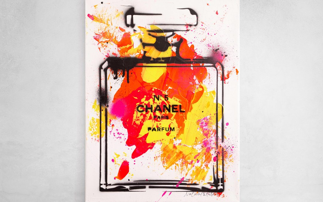 Chanel pure citrus