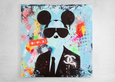 Mickey Lagerfeld