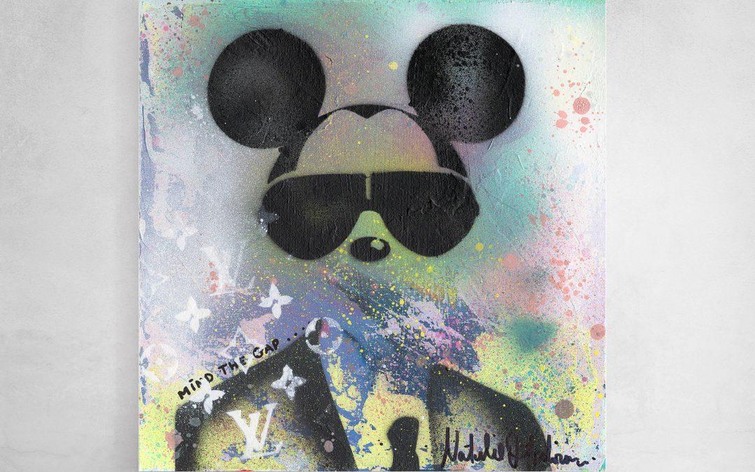 Mickey mind the gap