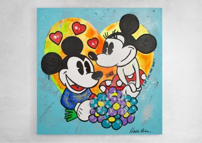 Mickey & Minnie if not love then what
