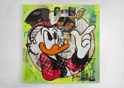 Uncle Scrooge Top-notch & Louis Vuitton